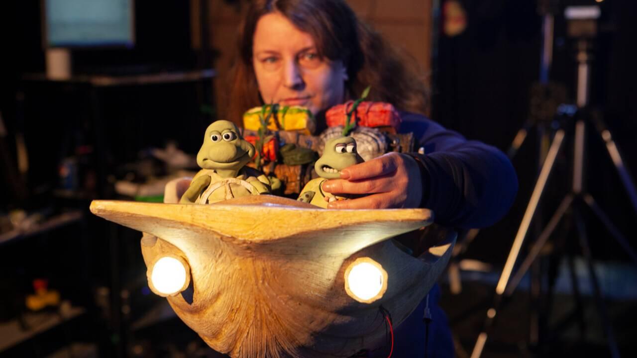 Greenpeace : un film d'animation des créateurs de Wallace et Gromit pour alerter sur la situation des tortues marines