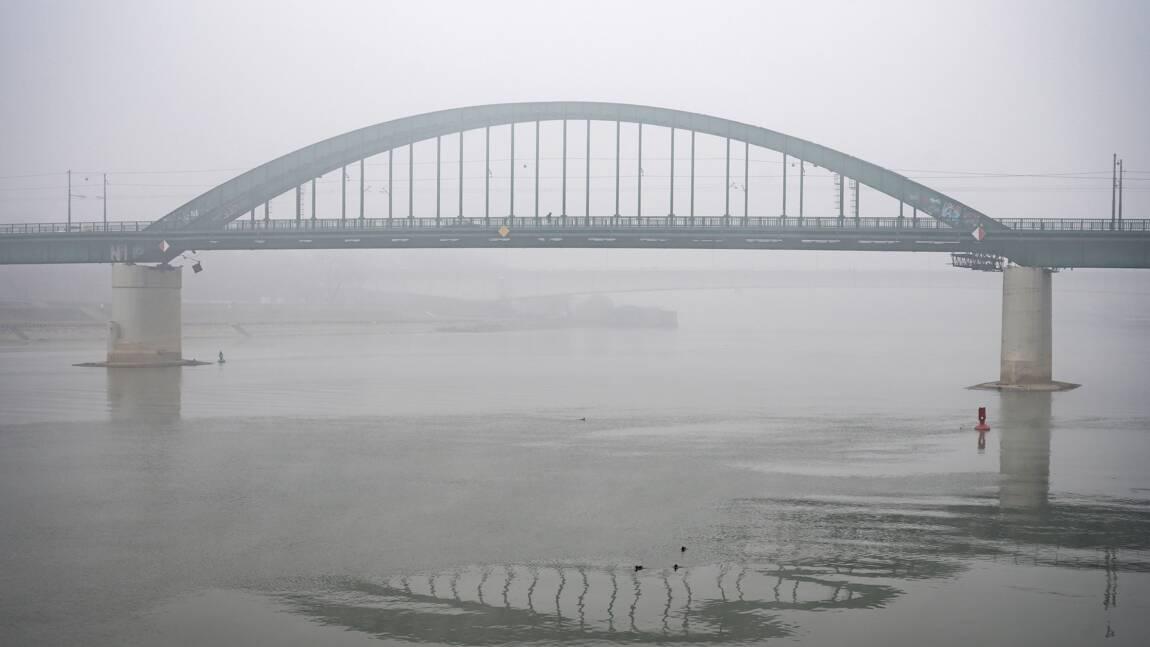 L'hiver est là et les Balkans étouffent dans une purée de pois toxique