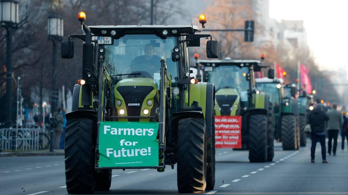 En Allemagne, l'urgence écologique se heurte au malaise paysan