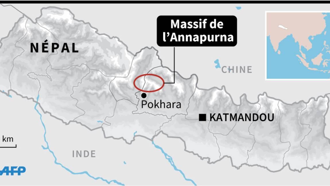 Népal: suspension des recherches des Sud-Coréens et Népalais disparus