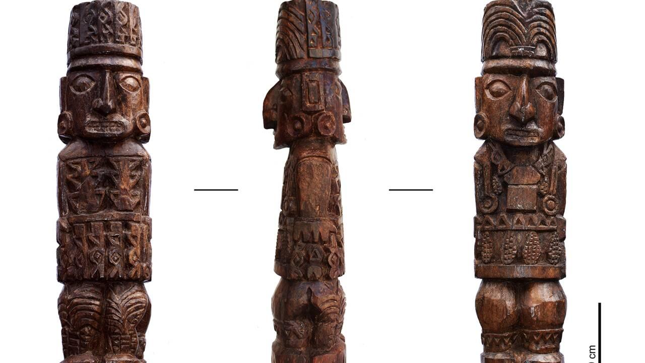 L'idole inca de Pachacamac révèle ses secrets 500 ans après sa prétendue destruction