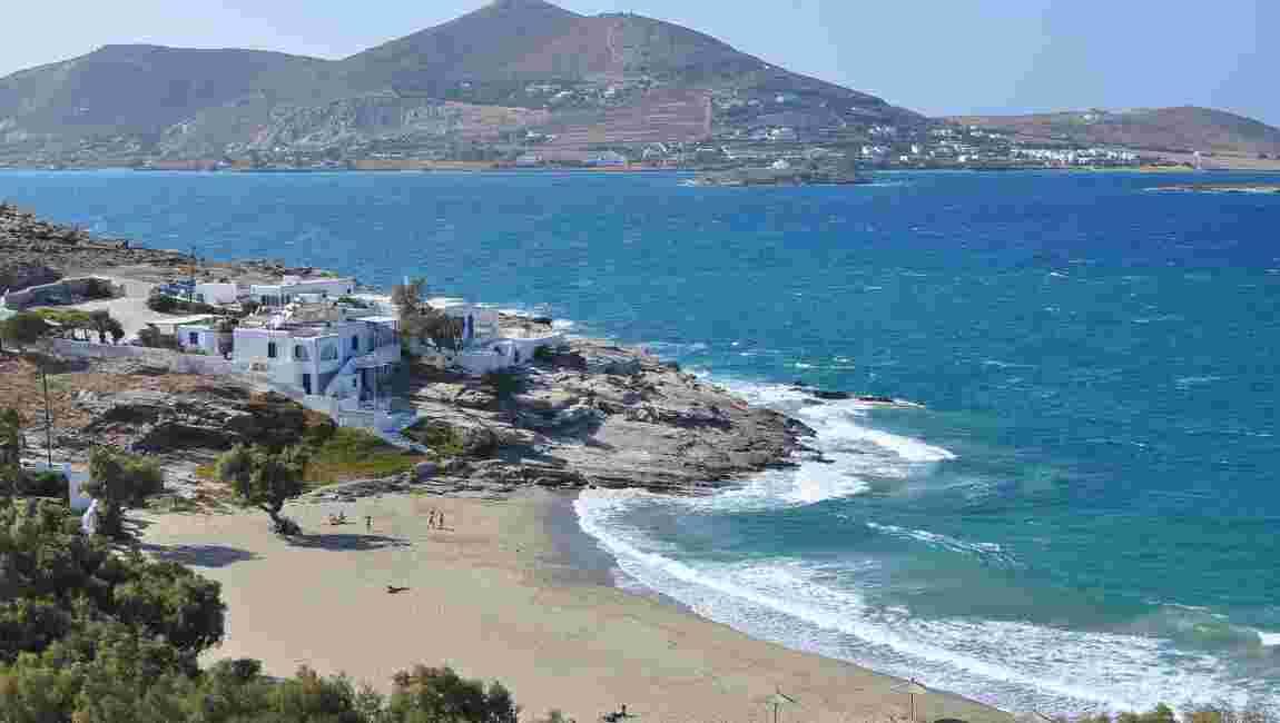 Que faire à Paros pour se détendre ?