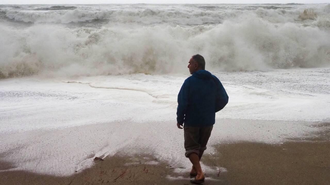 """Tempête """"Gloria"""": alerte aux inondations et avalanches dans les Pyrénées-Orientales"""