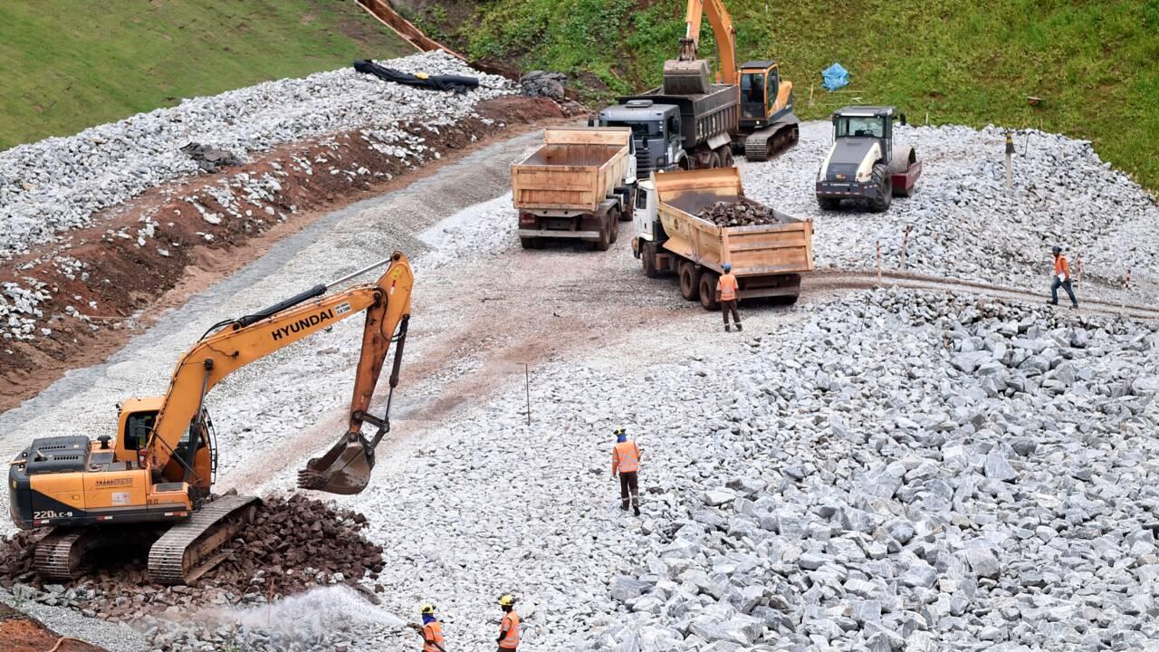 Brésil: après Brumadinho, des barrages miniers plus sûrs