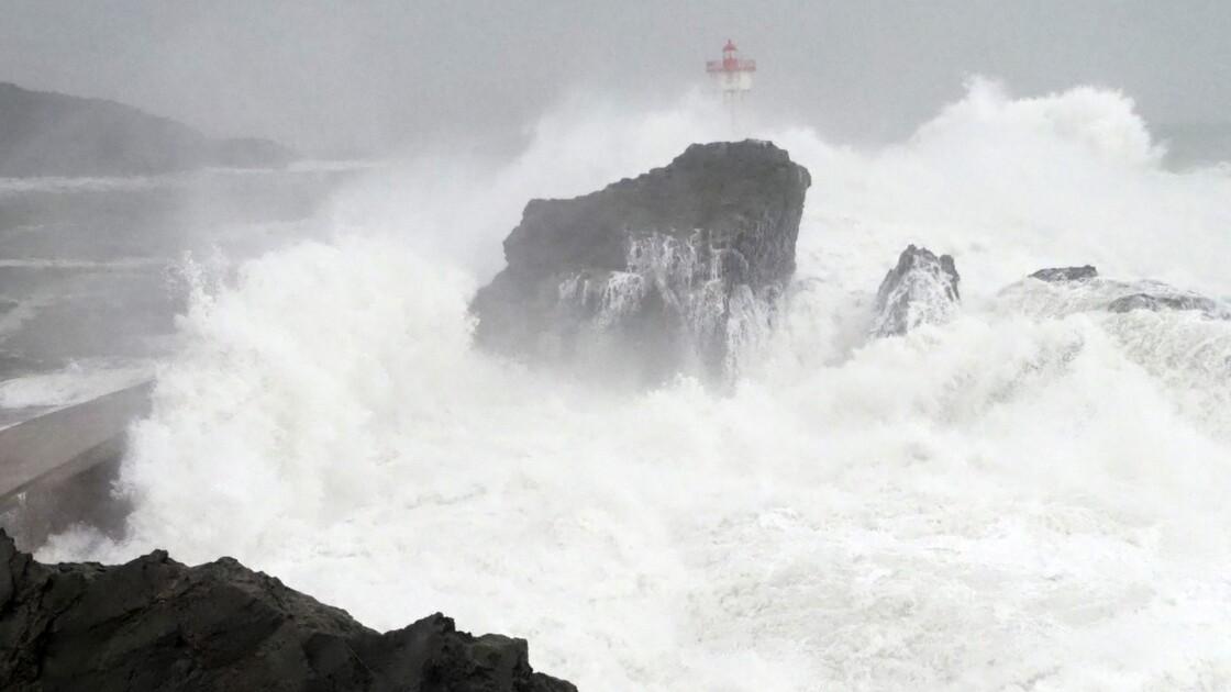 """Tempête """"Gloria"""": l'eau monte dans les Pyrénées-Orientales et l'Aude"""
