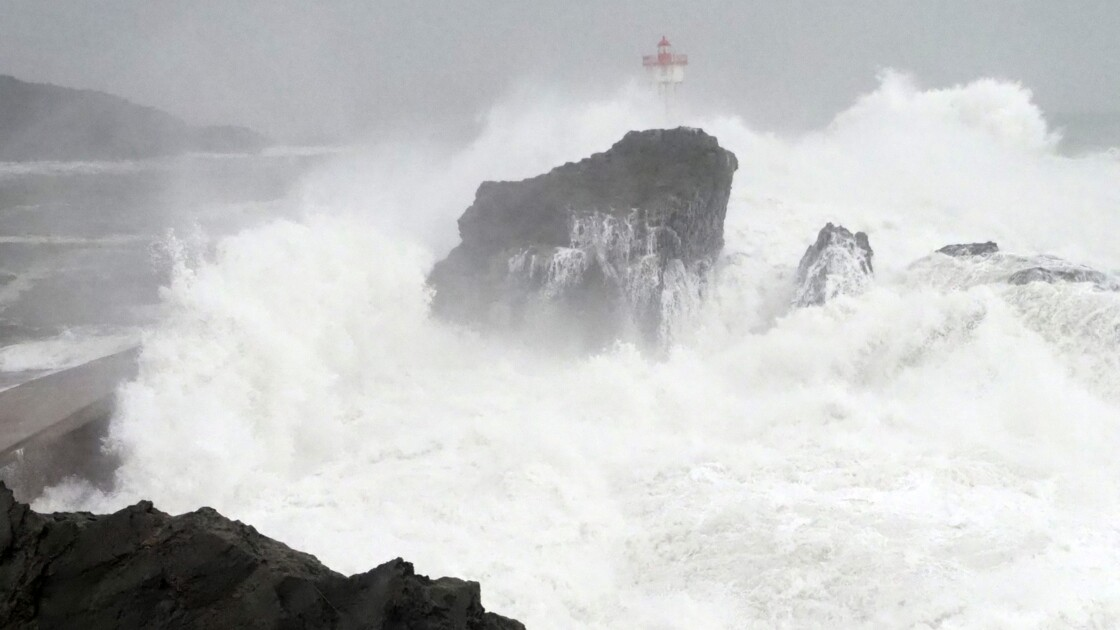 """Tempête """"Gloria"""": le sud-ouest sous la menace d'inondations"""