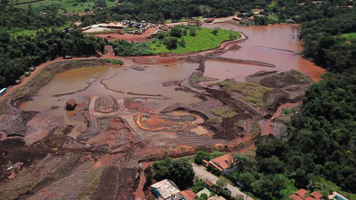 Brésil: Vale renvoyé devant la justice pour la tragédie minière de Brumadinho