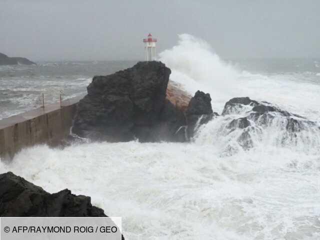 Météo: l'Aude placée en vigilance orange, en plus des Pyrénées-Orientales