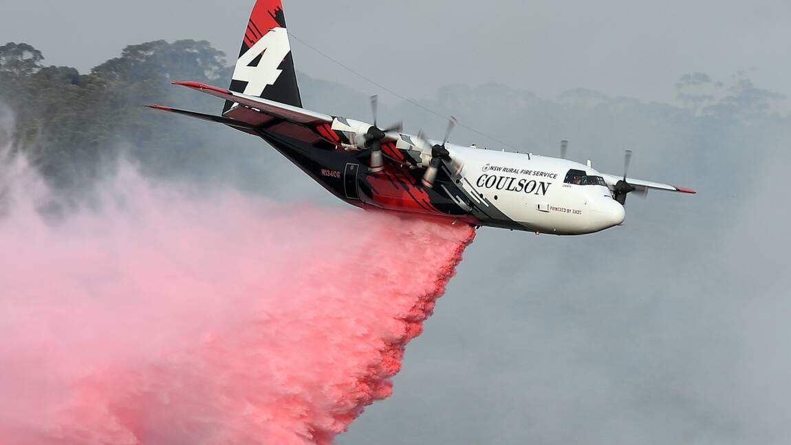 Australie: trois Américains tués dans le crash d'un avion bombardier d'eau