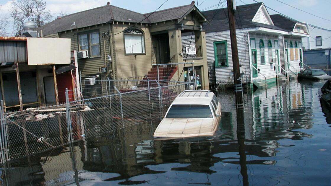 Montée des eaux : où iront les 13 millions de réfugiés climatiques américains ?