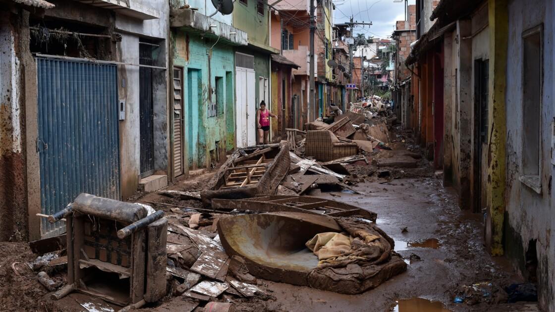 Au Brésil, la solidarité après le déluge pour les survivants