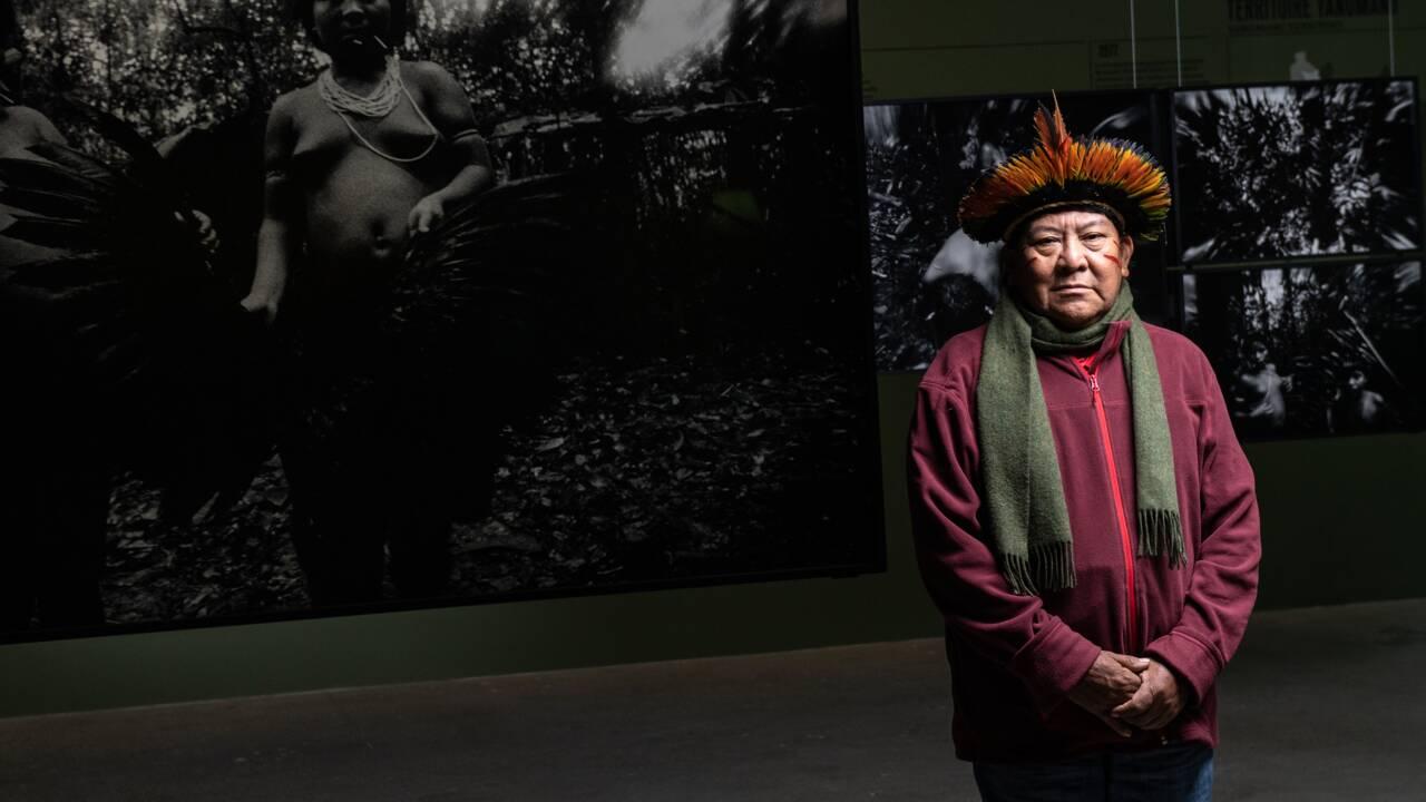 Amazonie : une exposition pour défendre les droits du peuple Yanomami