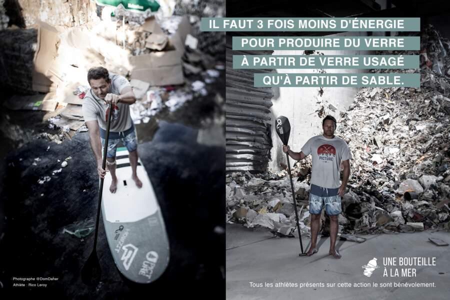 Surfer sur la vague... du recyclage
