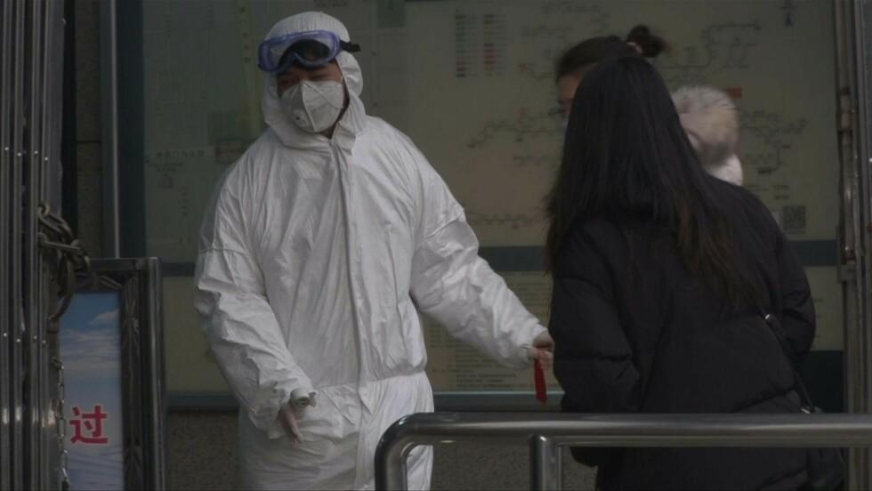 Coronavirus : Pékin affiche des airs de ville fantôme
