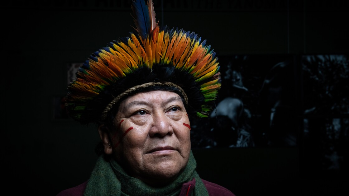 Brésil: Davi Kopenawa, le chaman en colère qui parle aux Blancs