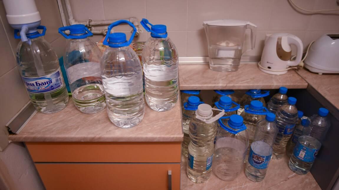 Une crise de l'eau abreuve la colère des Bulgares