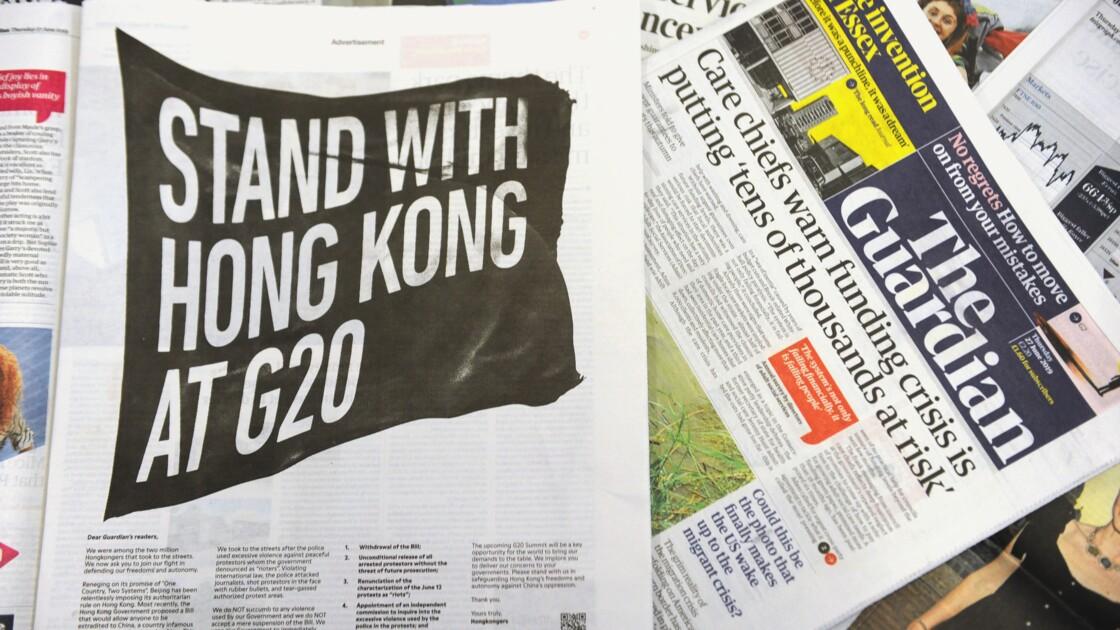 Climat: le Guardian ferme les vannes aux publicités des pétroliers