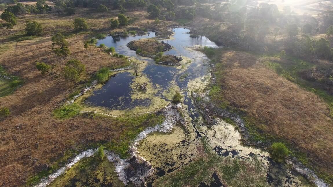 En Australie, les feux de brousse révèlent un système d'aquaculture vieux de 6600 ans