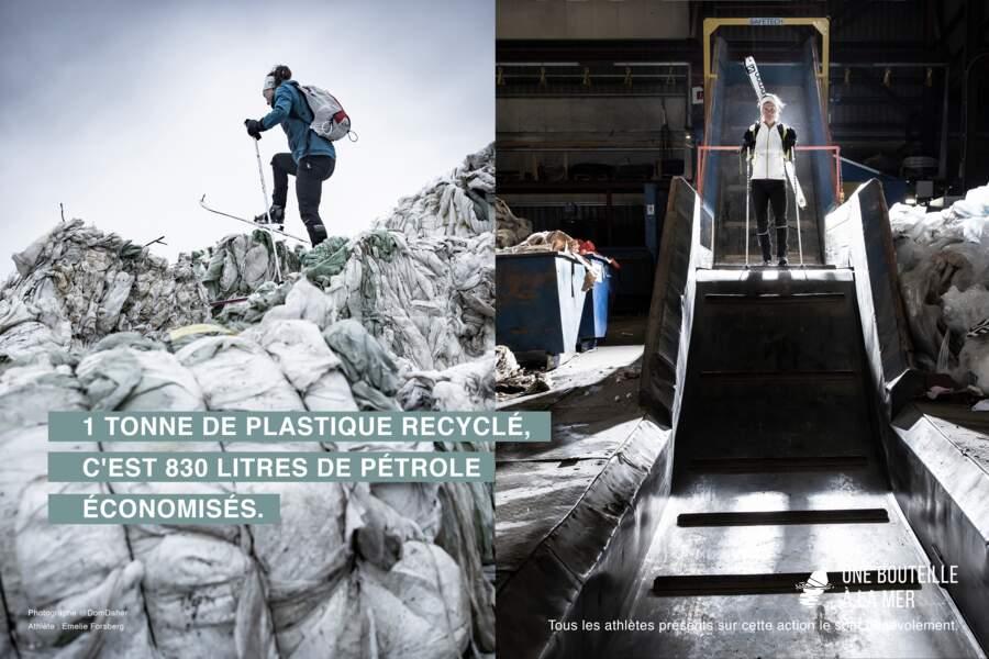 Objectif : donner une nouvelle vie aux montagnes de déchets