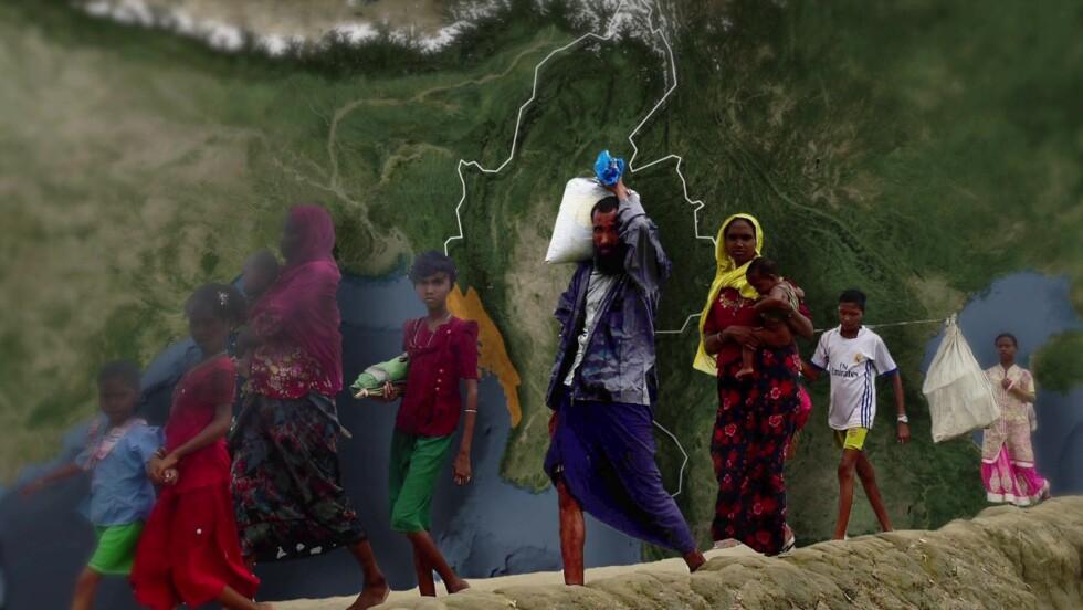 Les Rohingya de Birmanie, une minorité musulmane apatride