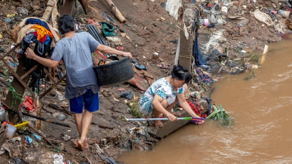 Indonésie: des crues subites font neuf morts