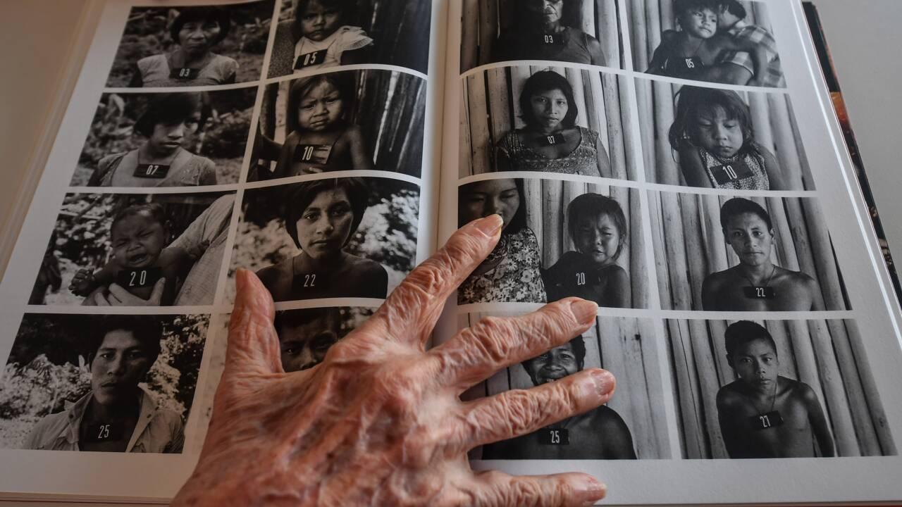 Brésil : le combat de la photographe Claudia Andujar pour la survie des Yanomami