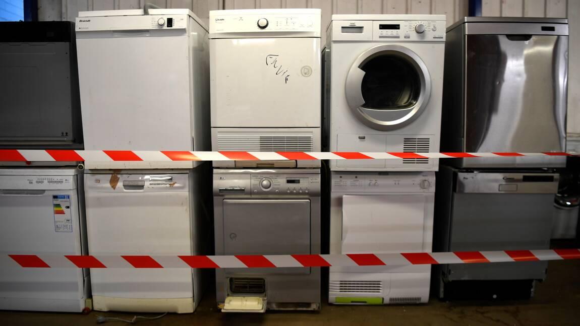 Demain, un lave-linge et un smartphone qui durent?