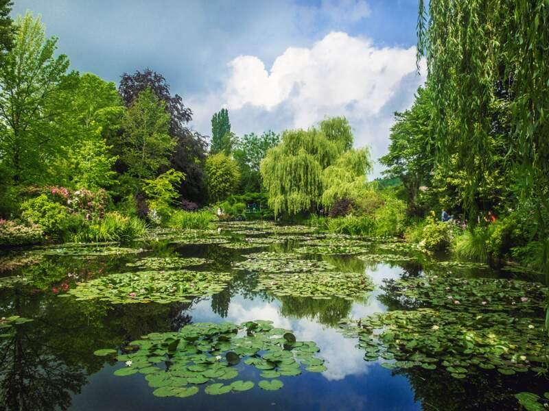 Giverny : à la découverte du paradis fleuri de Claude Monet