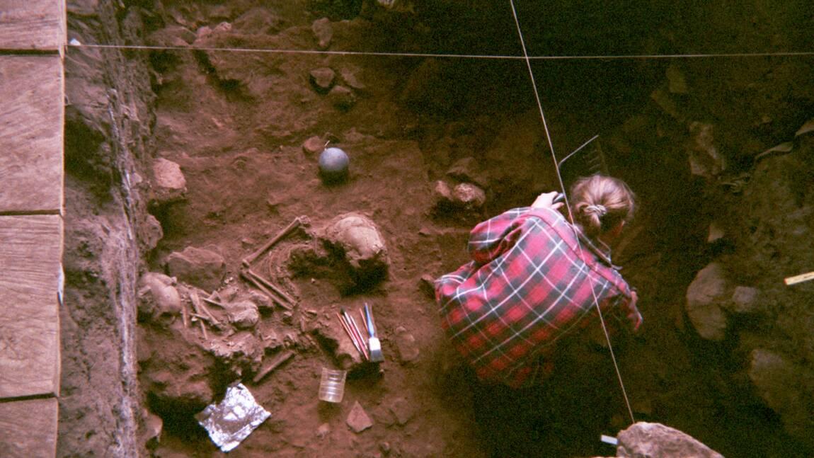 L'ADN d'un peuple inconnu millénaire découvert au Cameroun