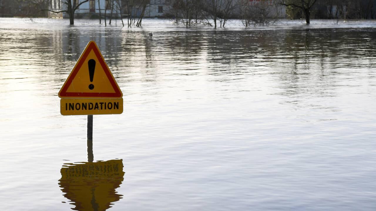 Six départements du Nord-Est en vigilance orange inondations