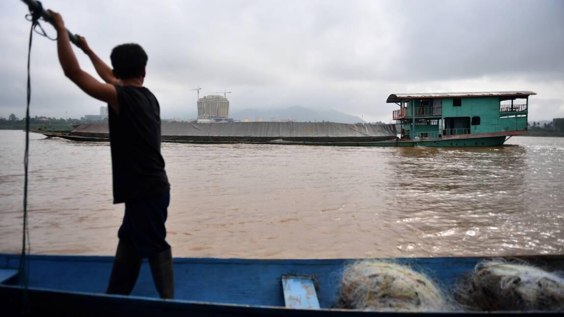 La Thaïlande bloque un projet chinois controversé de dragage du Mékong