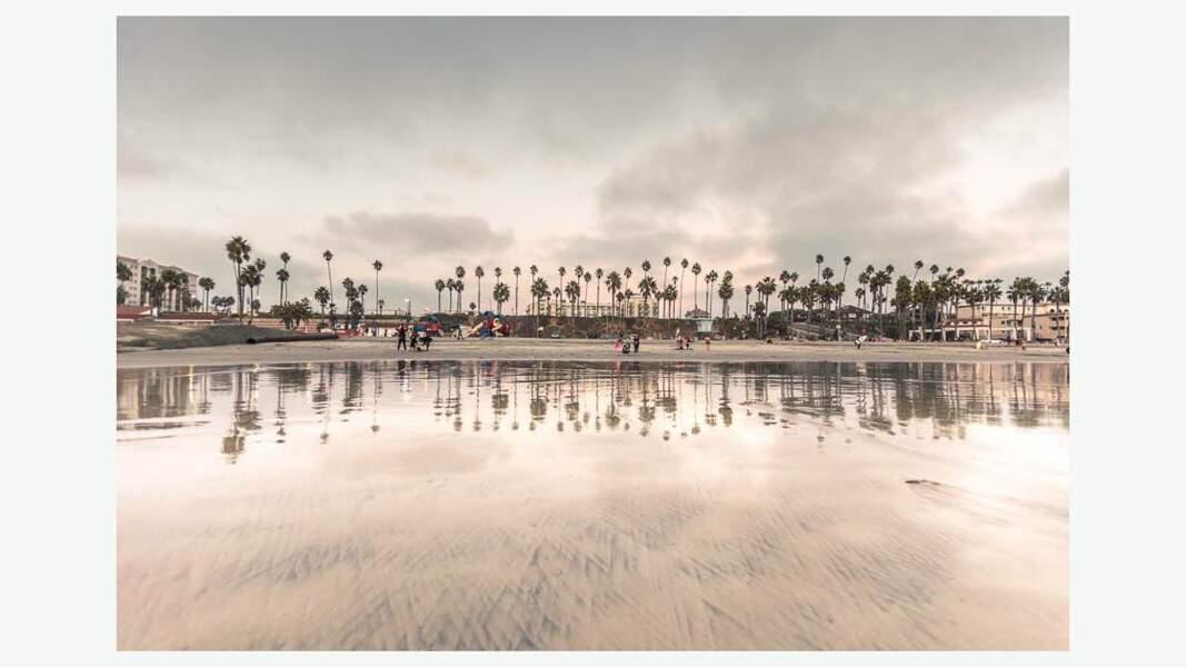 Oceanside, station balnéaire de la côte californienne et paradis des surfers !