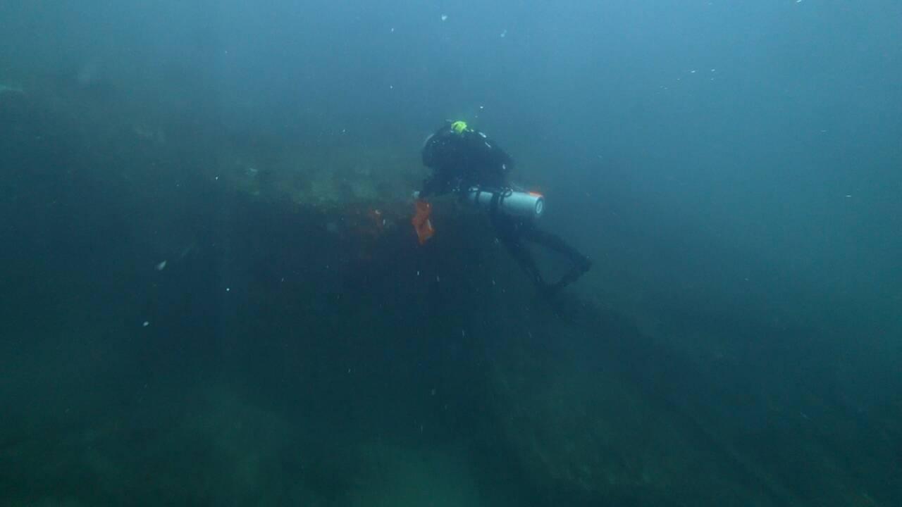 L'épave d'un navire disparu il y a 95 ans retrouvée près du triangle des Bermudes