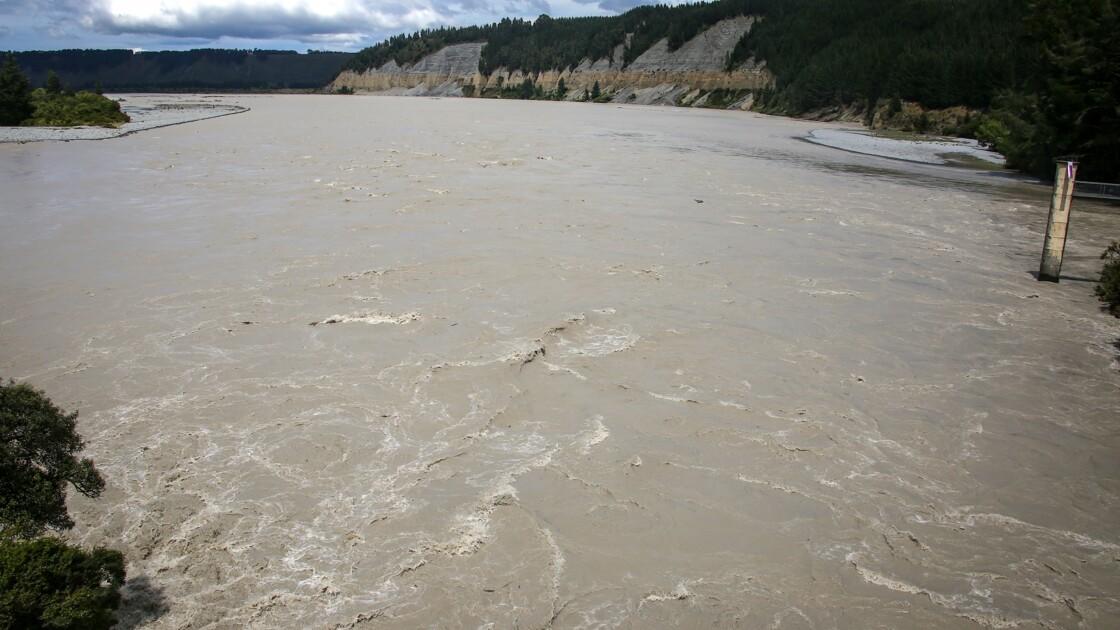 Inondations en Nouvelle-Zélande, des milliers d'évacuations