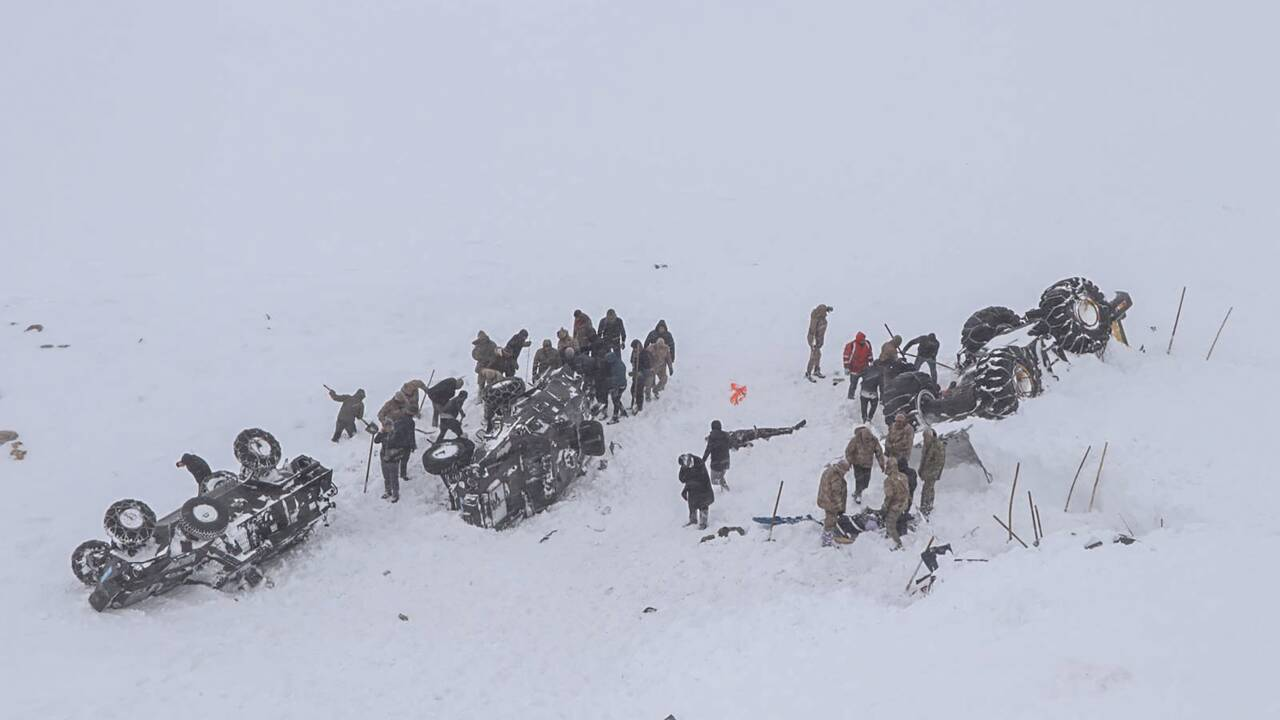 Avalanche dans l'est de la Turquie: au moins 23 morts