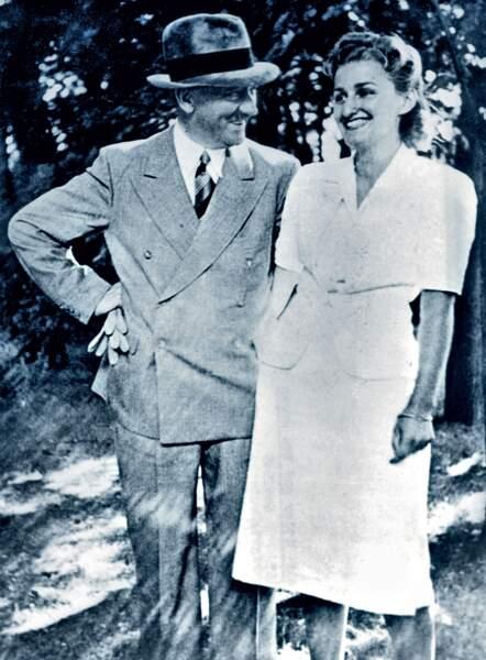 Eva Braun (1912 – 1945), sa compagne officieuse