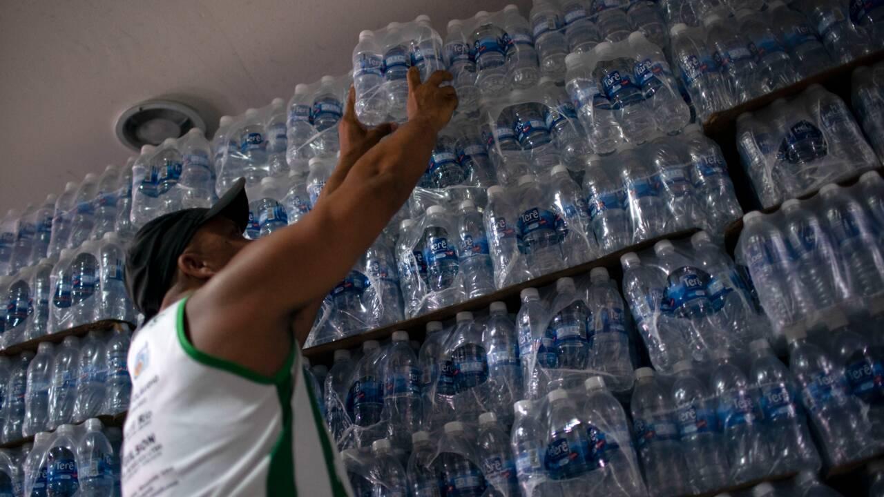 Scandale environnemental au Brésil: à Rio, une eau souillée coule des robinets