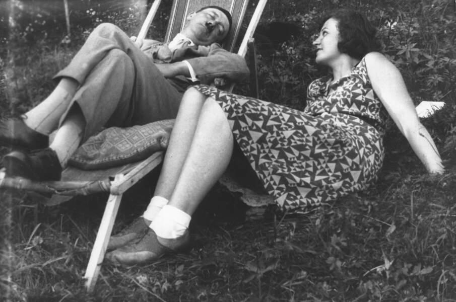 Son grand amour : sa nièce Angelika Raubal (1908 - 1931)
