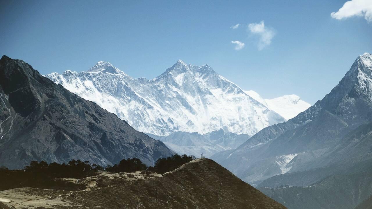Réchauffement climatique : dans l'Himalaya, la végétation gagne de l'altitude