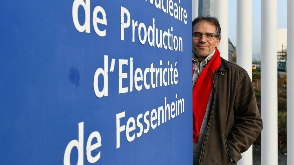 Les employés de Fessenheim résignés à l'arrêt de la centrale