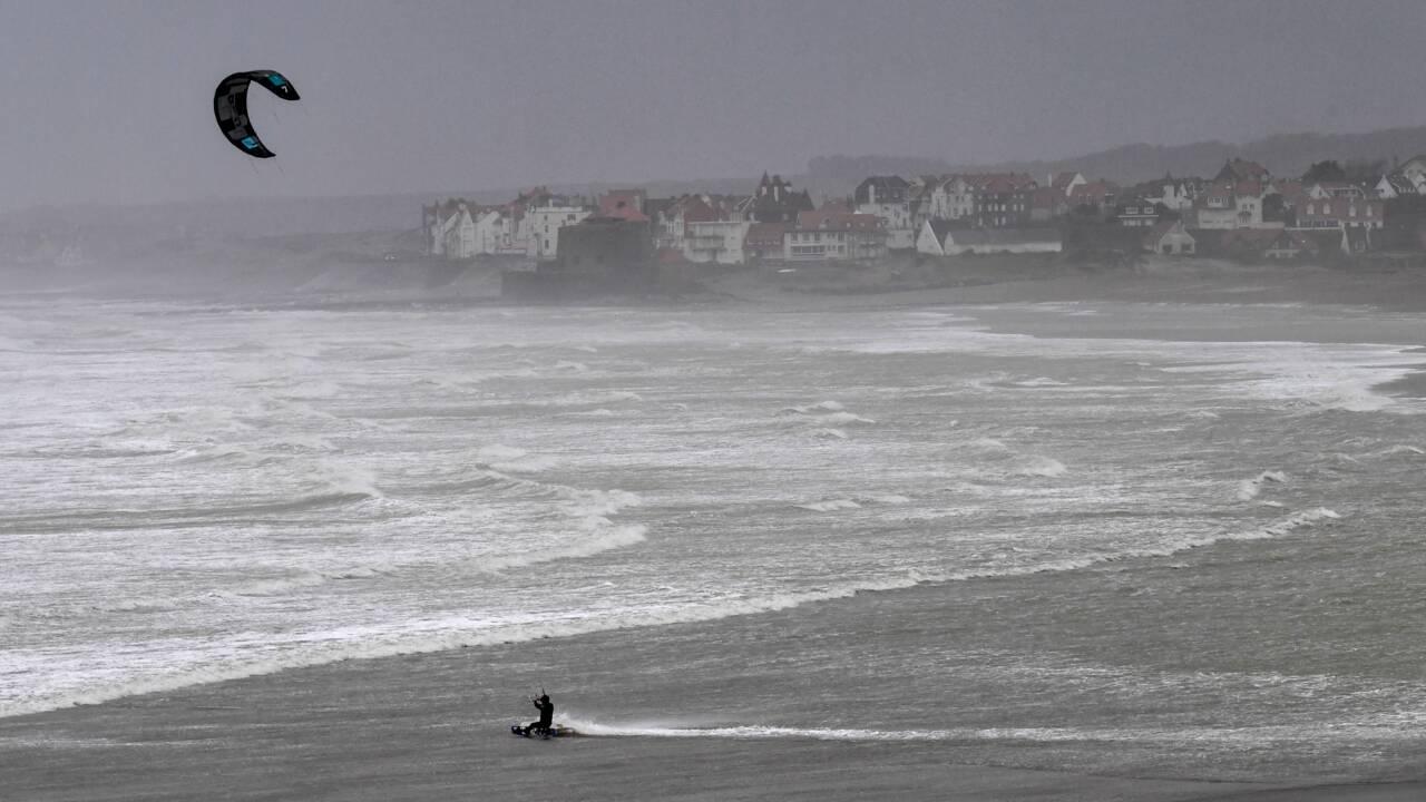 La tempête Ciara souffle sur l'Ouest de l'Europe
