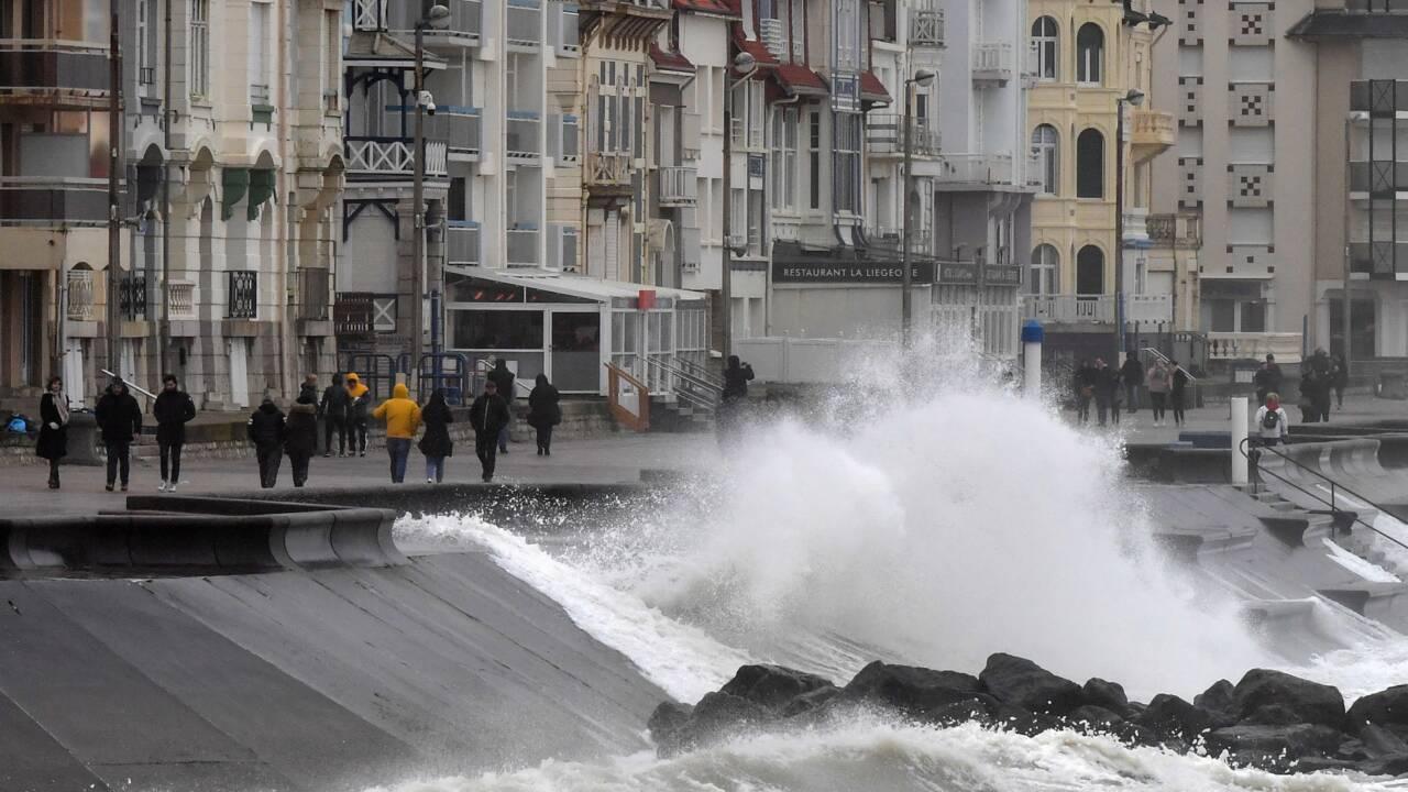 Tempête Ciara: 42 départements en vigilance orange