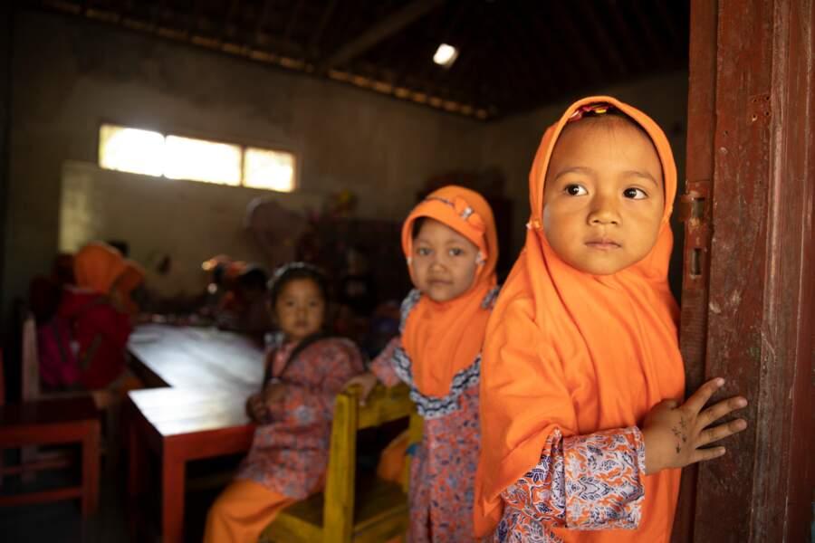 Ecole maternelle à Deles
