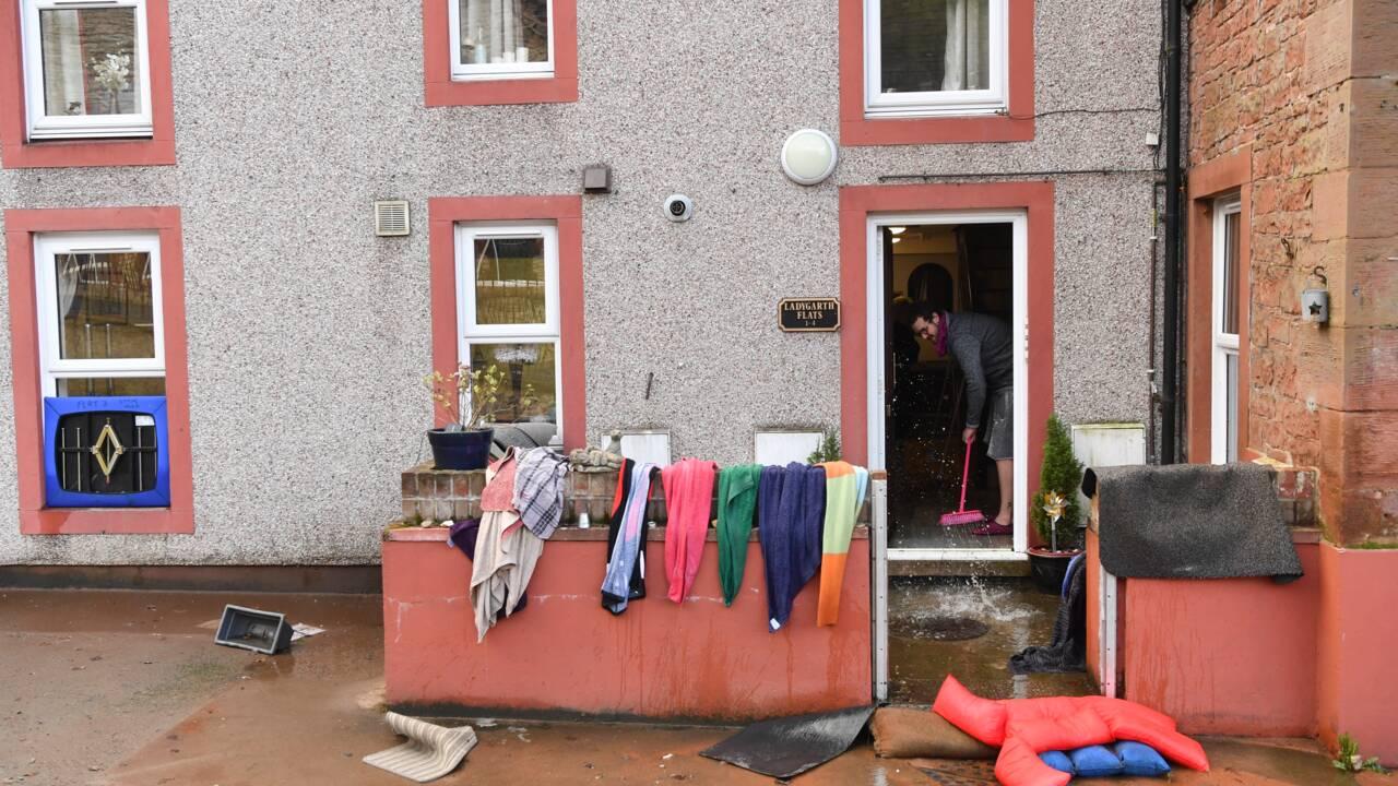 Au moins sept morts en Europe après le passage de la tempête Ciara