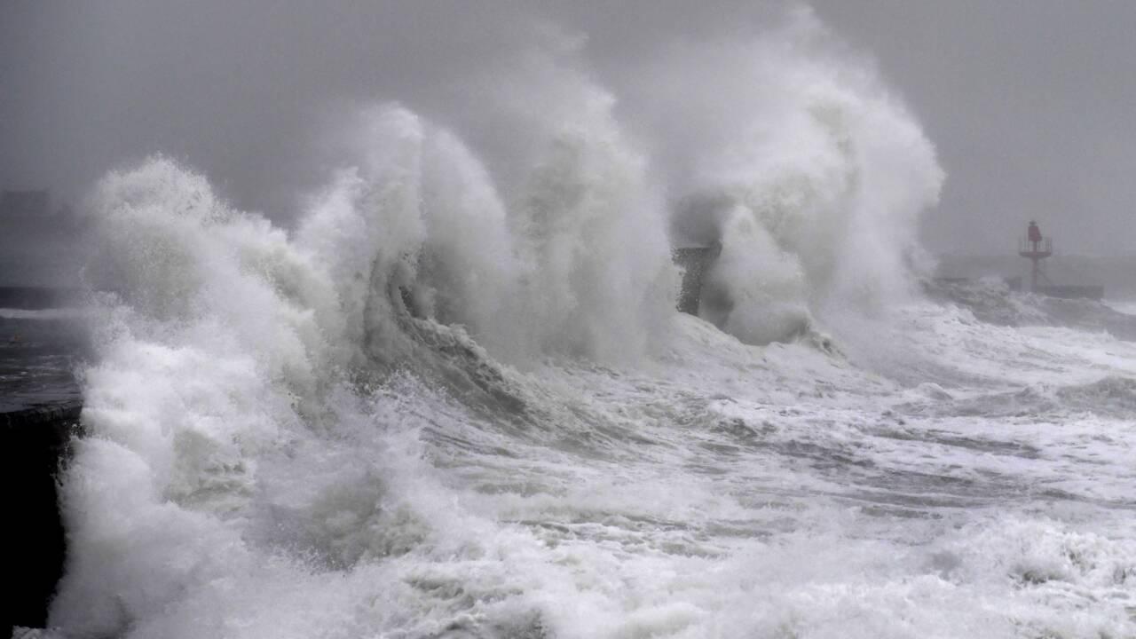 Après le passage de Ciara sur le nord et l'est, coup de vent sur la Corse