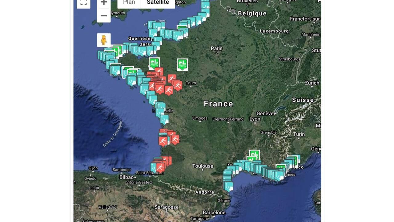 Poisson local en circuit court : cette carte interactive recense les points de vente directe en France