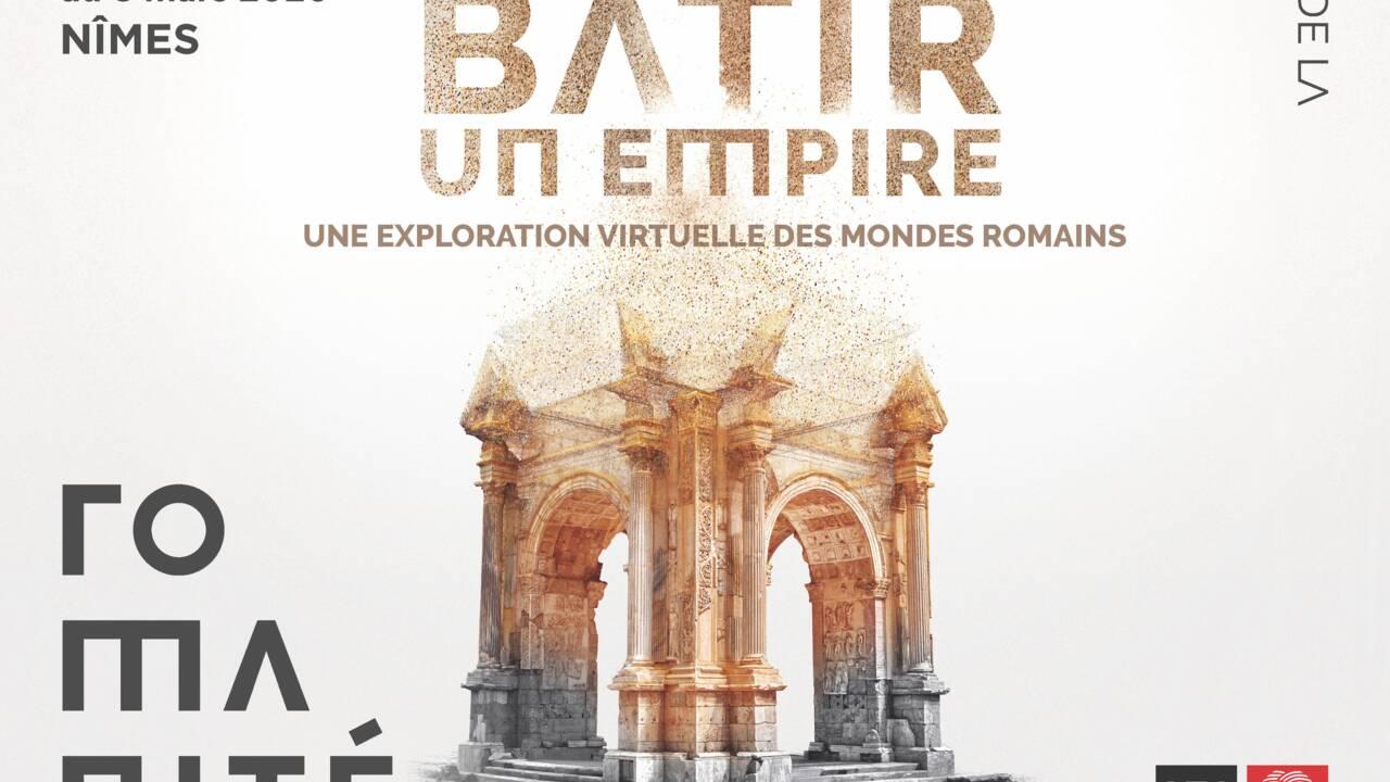 Pompéi, Carthage, Palmyre… Les cités romaines s'exposent dans toute leur splendeur à Nîmes