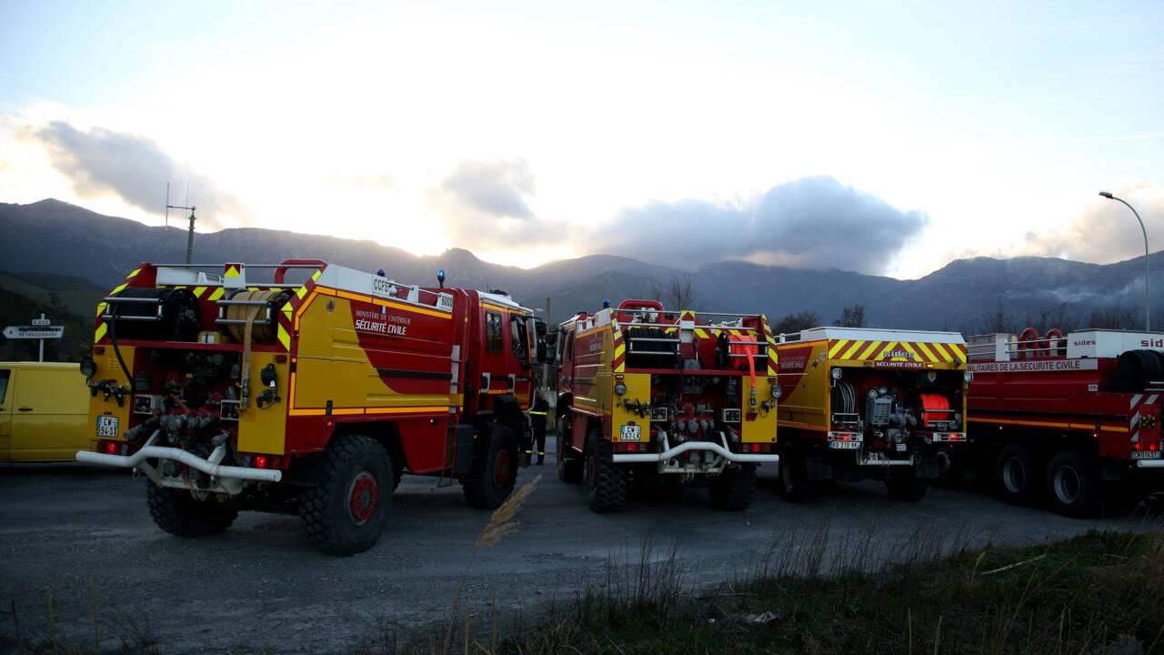 En proie aux incendies, la Corse respire avec la fin des vents violents