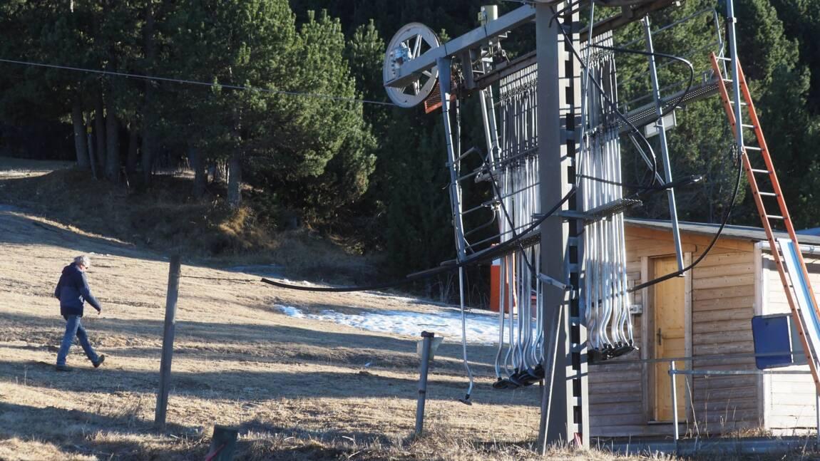 Manque de neige: comment les Pyrénées s'adaptent au réchauffement climatique