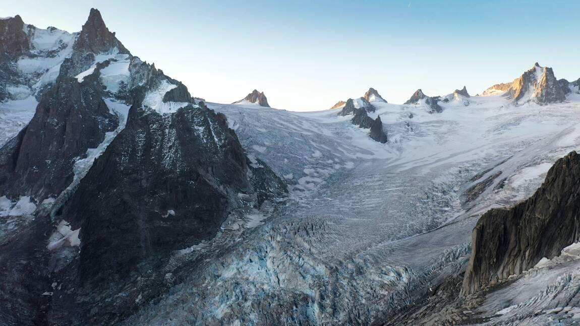 Macron annoncera mercredi et jeudi des mesures de protection du Mont-Blanc